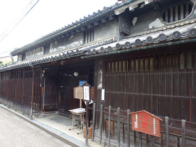 内部の見学もできます_山尾家住宅(今井まち衆博物館新堂屋)
