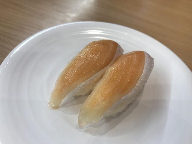 サーモン_かっぱ寿司 大津尾花川店