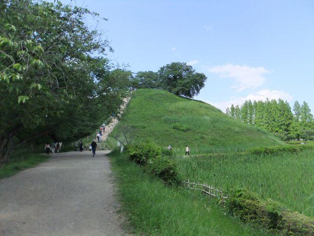 埼玉古墳群・さきたま風土記の丘