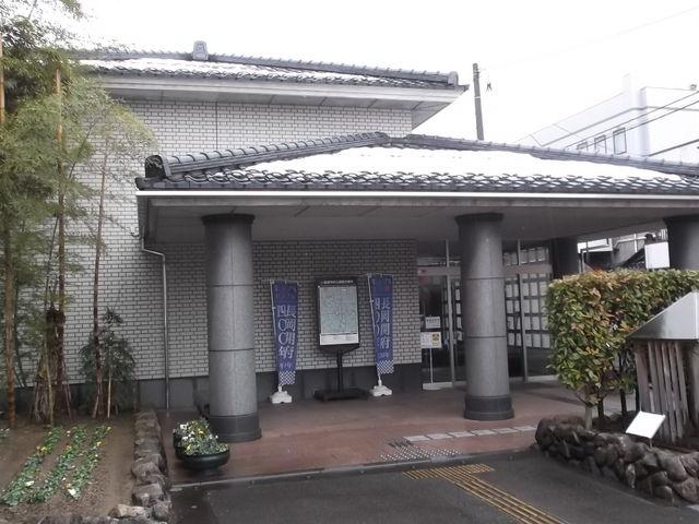 記念館外観_山本五十六記念館