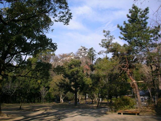 広い公園です_高知公園