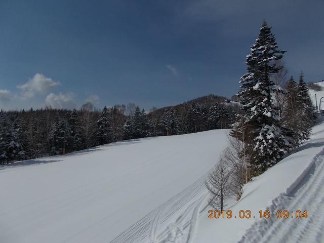 整備行き届いたゲレンデ シュプールを刻むのが楽しみです_Mt.乗鞍スノーリゾート