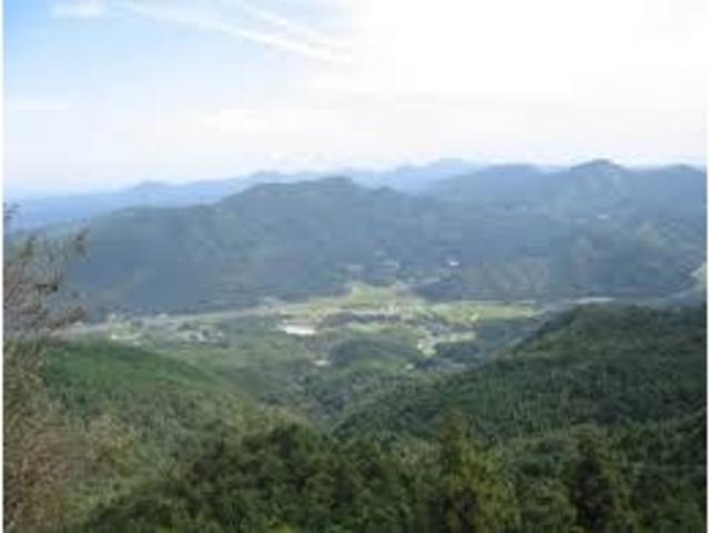 眺望が良いです_鋸山展望台