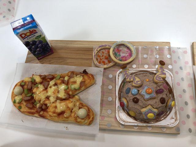 ピザが美味しかった!_チャイルドキッチン