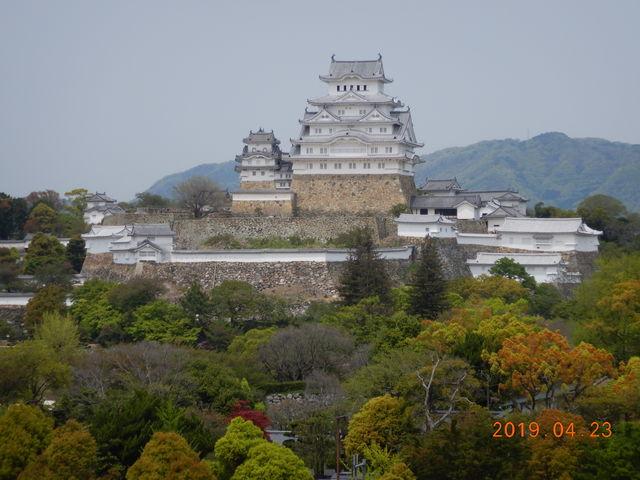姫路城の絶景_イーグレひめじ