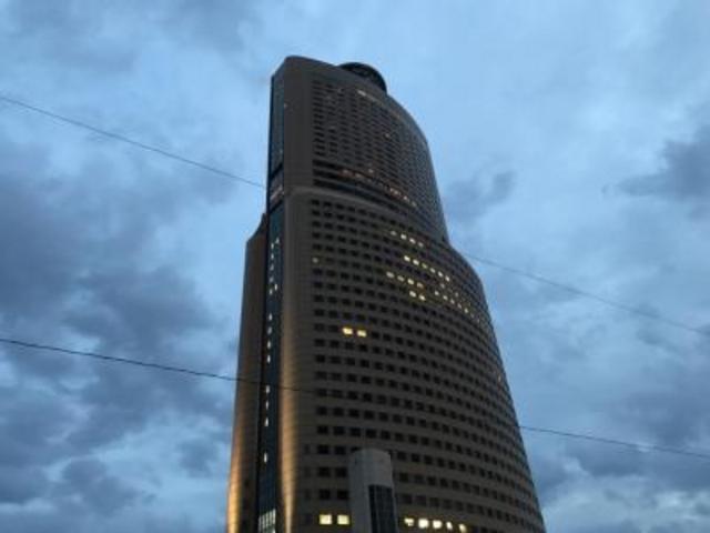 45階にあります。_オークラアクトシティホテル浜松展望回廊