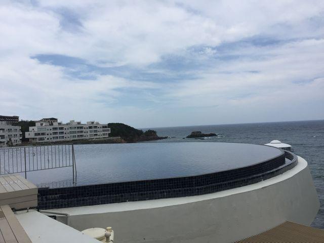足湯_SHIRAHAMA KEY TERRACE HOTEL SEAMORE(ホテルシーモア)
