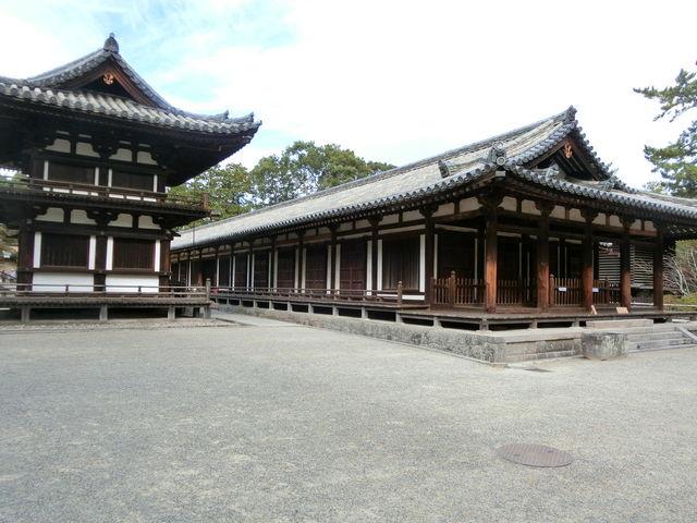 唐招提寺鼓楼