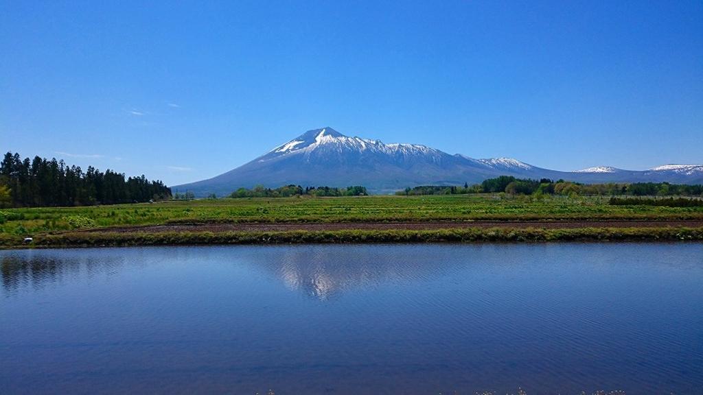 岩手山(南部片富士)