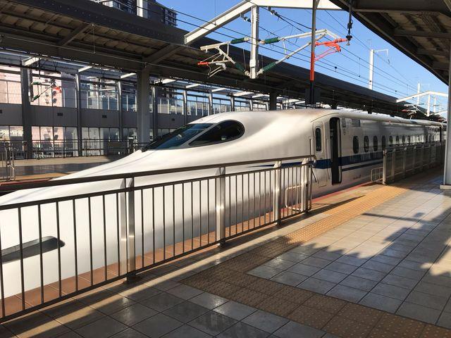 のぞみ号_JR小倉駅