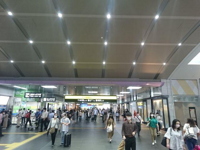 京都総合観光案内所「京なび」
