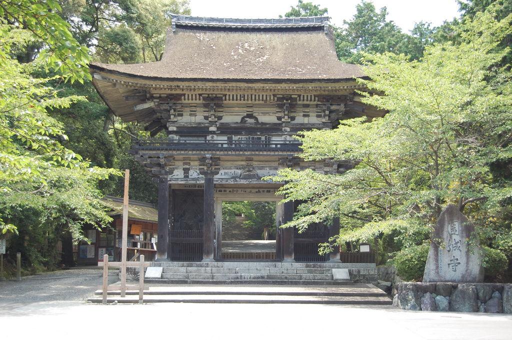 三井寺(園城寺)金堂