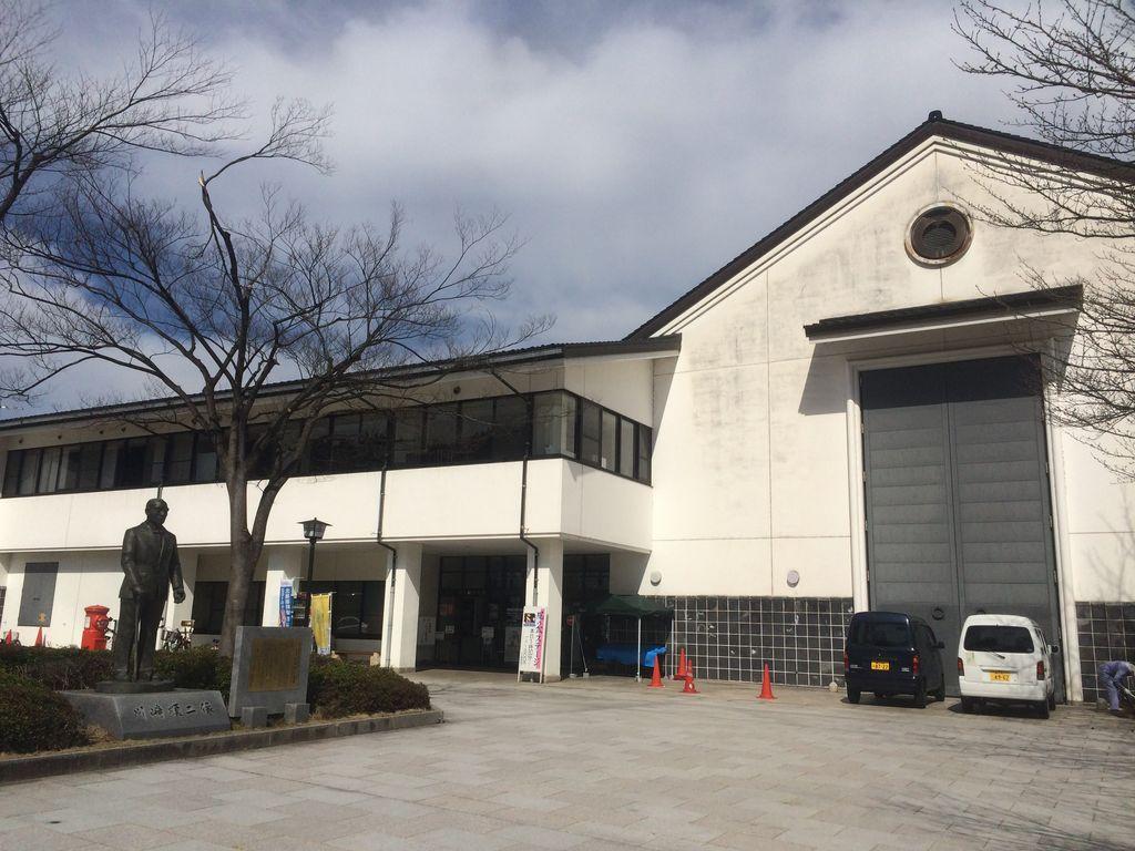 八尾曳山展示館