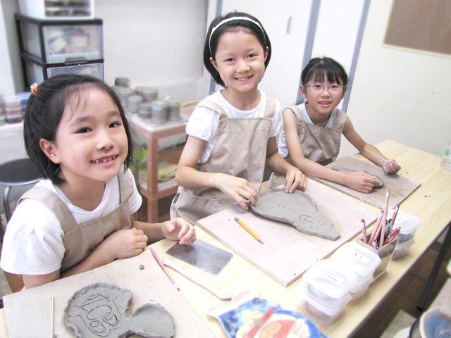 みんなでたのしく陶芸体験_うづまこ陶芸教室