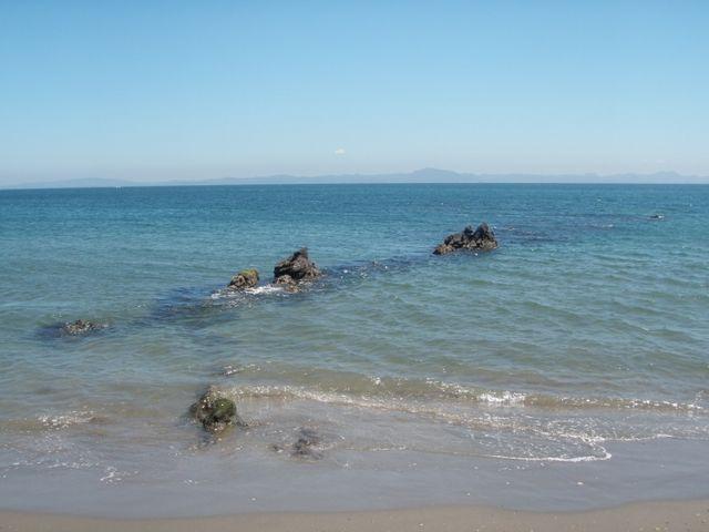 目の前のビーチです_エスライド