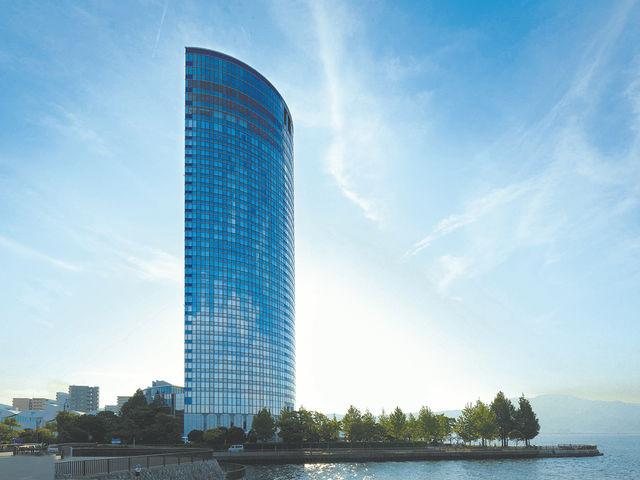 京都から大津までJRで10分のロケーションに位置しアクセスも便利。_びわ湖大津プリンスホテル (旧 大津プリンスホテル)