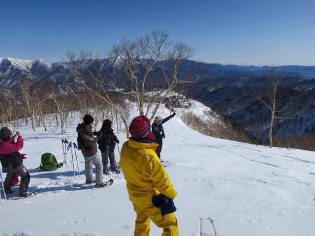 冬は大雪山のパウダースノーを体感する、スノーシューハイキングがオススメ!_大雪山層雲峡・黒岳ロープウェイ