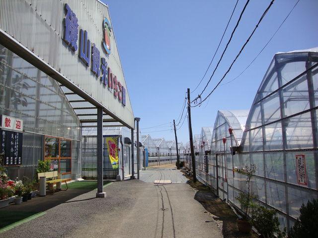 外観_磯山観光いちご園