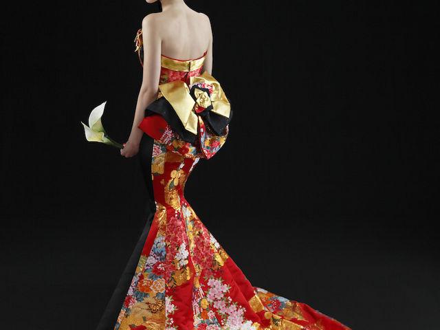 女性の美しさを引き出す、マーメイドドレス。_アリアンサ