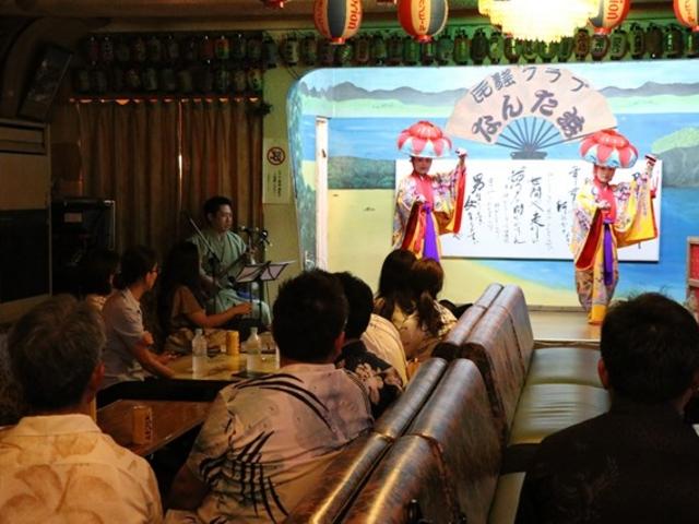 四つ竹、鳩間節、島唄などの公演をお楽しみいただけます♪_琉球芸能うとぅいむち