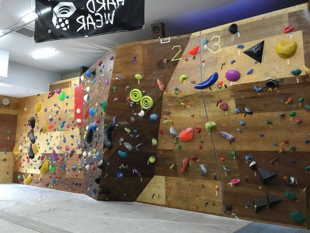 Cronico indoor climbing facility