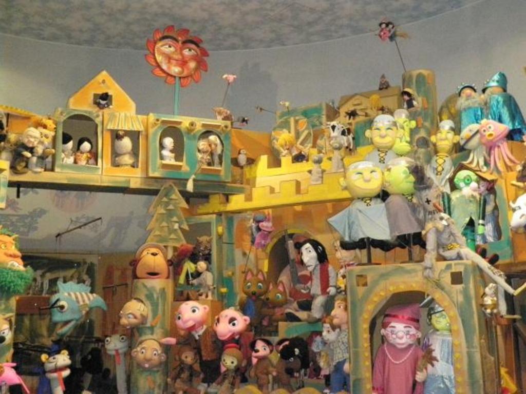 とらまる人形劇ミュージアム
