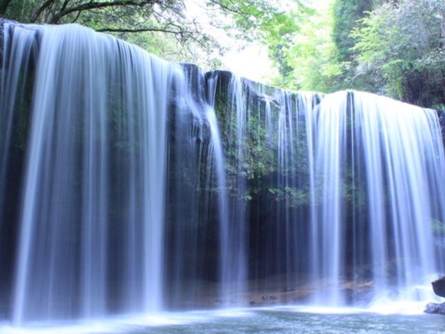 鍋ヶ滝公園  ※当面の間平日のみの開園となります