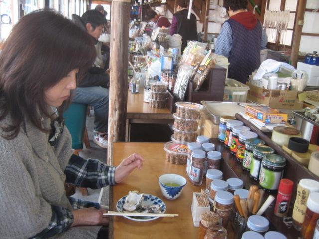波戸岬サザエのつぼ焼き売店