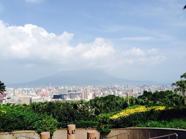 ここは、城山公園よりも雄大!_長島美術館