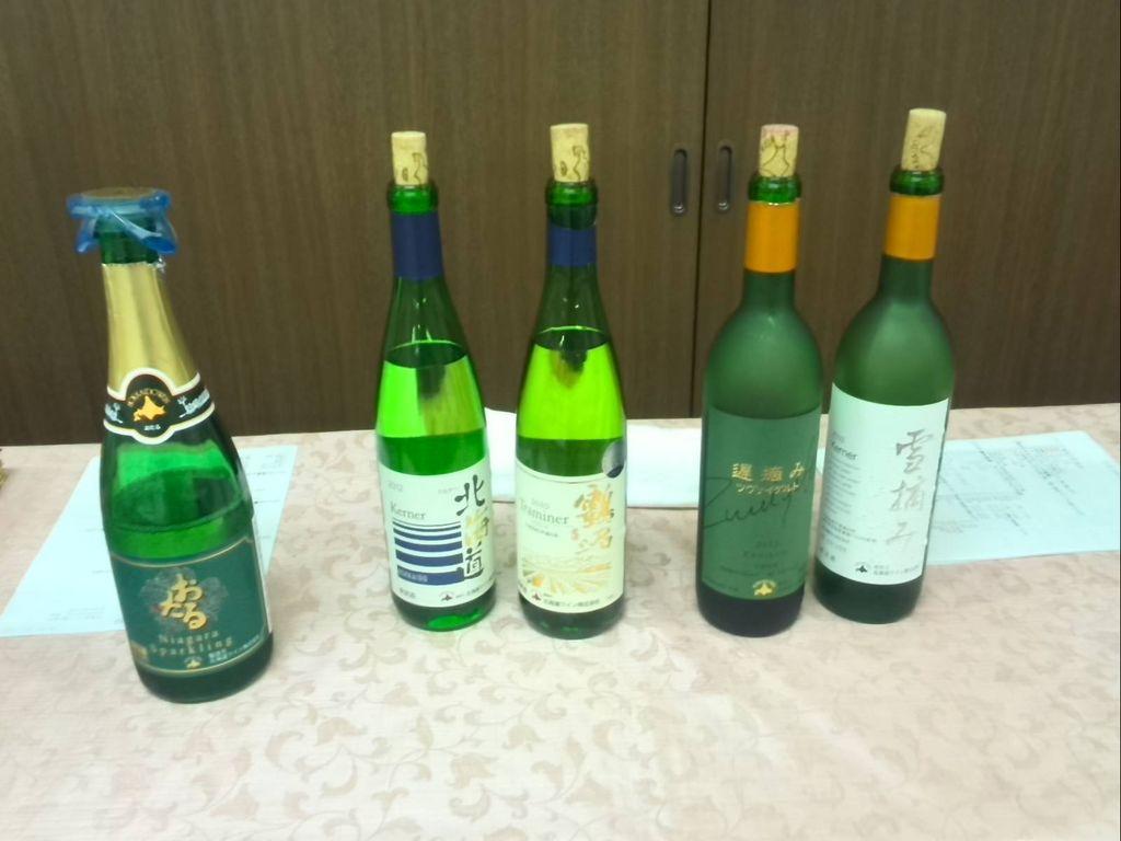 北海道ワイン(株)