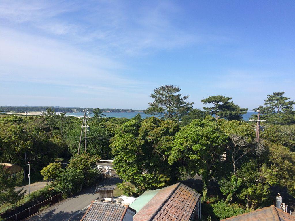 阿児の松原海水浴場