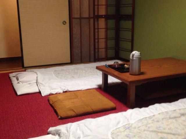 部屋は相部屋でした_入澤荘