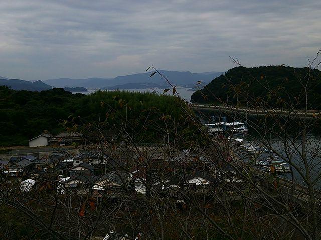 展望台とかもあり、降ると船番所の近くに出れます♪_海の駅船番所