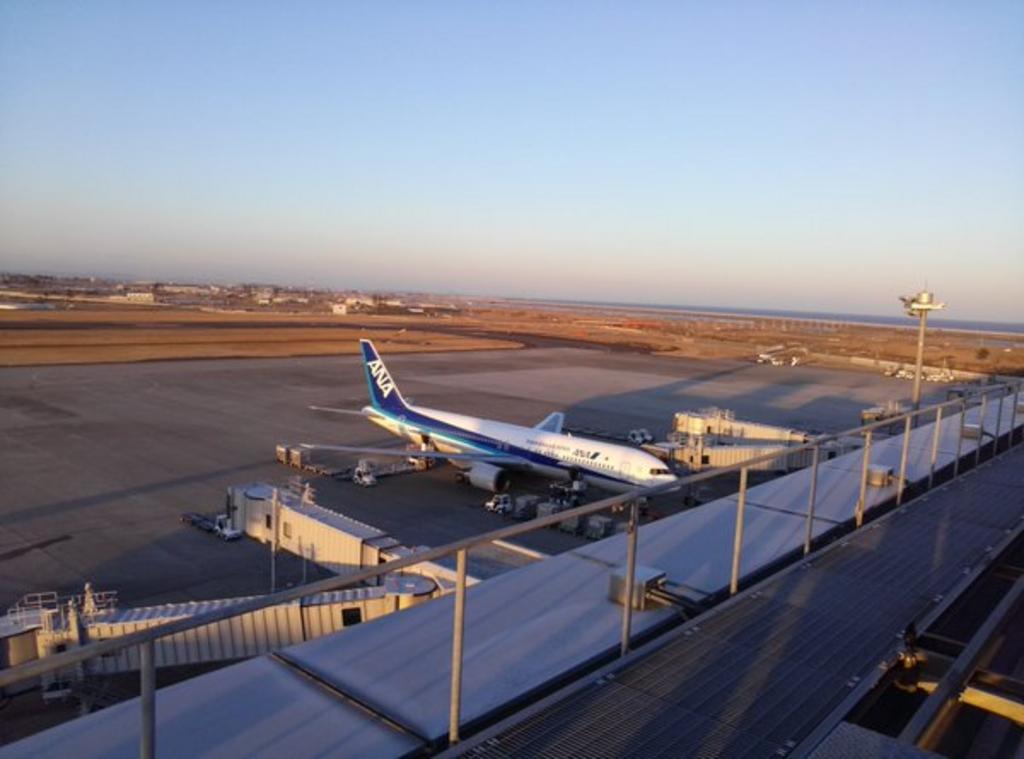 仙台空港展望台