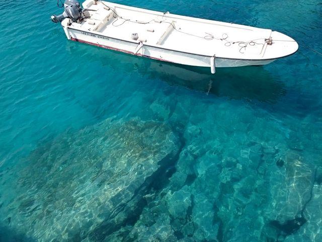 透き通った海の色_柏島