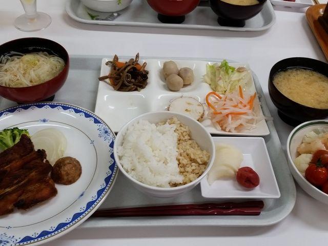夕食_玉川温泉