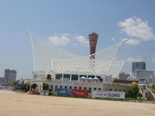 代表的な建物_神戸海洋博物館