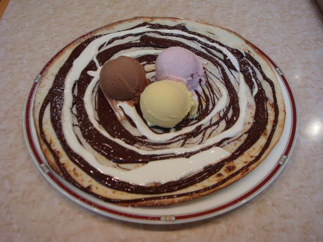 チョコレートピザ_チョコレートハウス