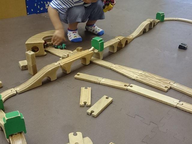 木のおもちゃもあります_新潟県立自然科学館