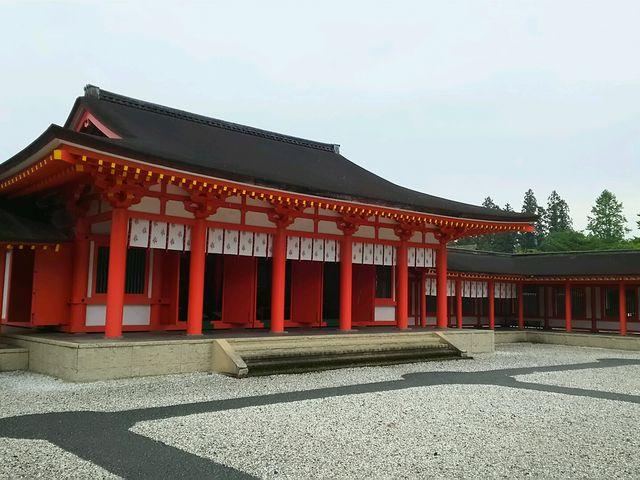 真田丸の撮影もおこなわれたみたいです。_歴史公園えさし藤原の郷