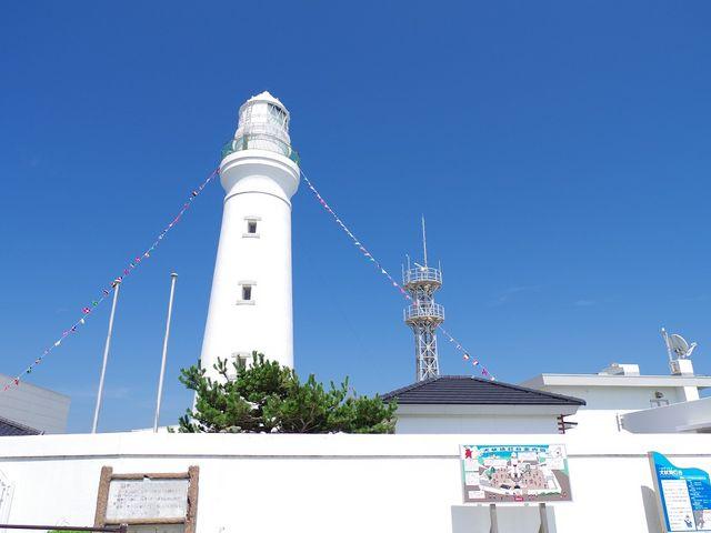 美しい灯台です!_犬吠埼灯台