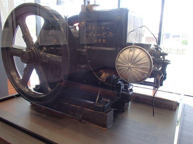 ヤンマーの創業者・山岡孫吉が造った最初の小型ディーゼルエンジン_ヤンマーミュージアム
