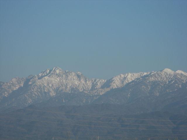 雲ひとつなく_富山市役所展望塔