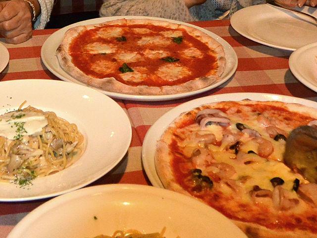 どれも美味しかった_ピザ&パスタ ピノキオ