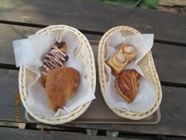 とてもおいしいパンでした。_ル・フィヤージュ