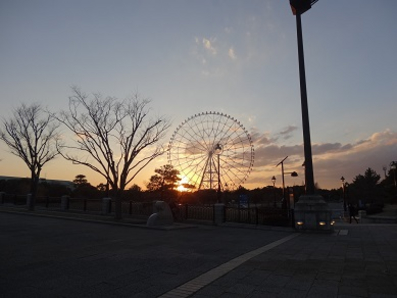 葛西海浜・臨海公園