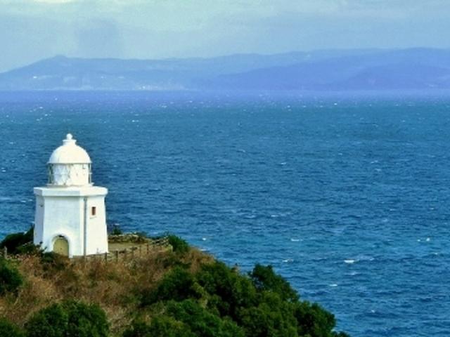 伊王島灯台はステキです。_伊王島