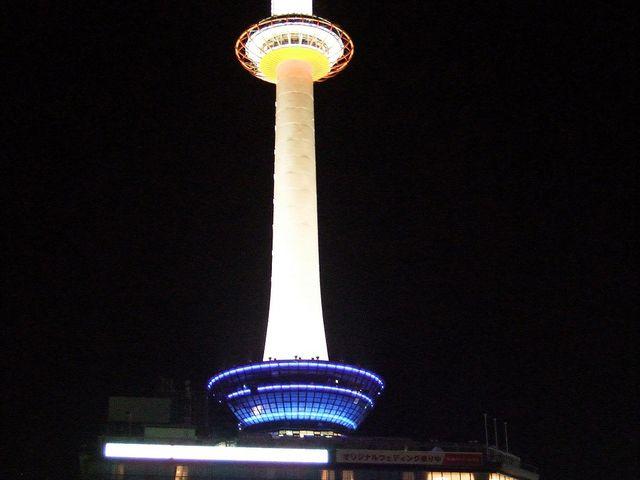 タワー外観_京都タワー