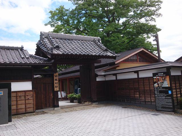 旧堀切邸_飯坂温泉