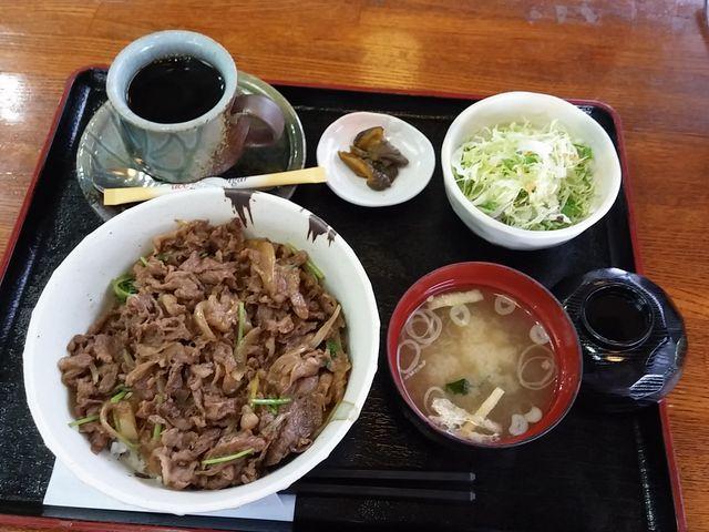 前沢牛牛丼_前沢サービスエリア上り線前沢レストラン